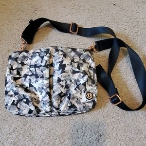 Lululemon crossbody bag